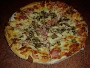 AB Polska brykiet do pieczenia pizzy