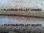 Platinum pellets jasny i ciemny
