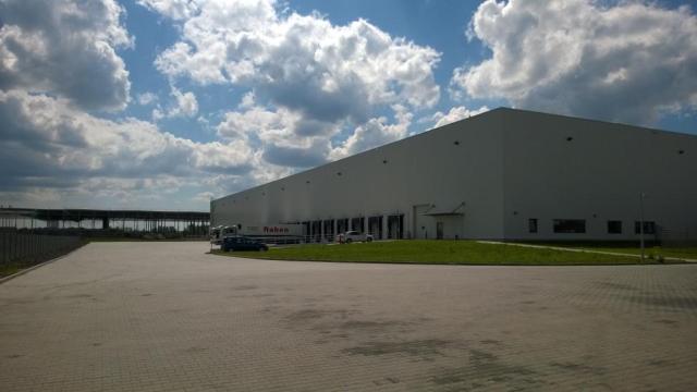 AB Polska magazyn brykiet pellets Sosonowiec Inwestycyjna 4